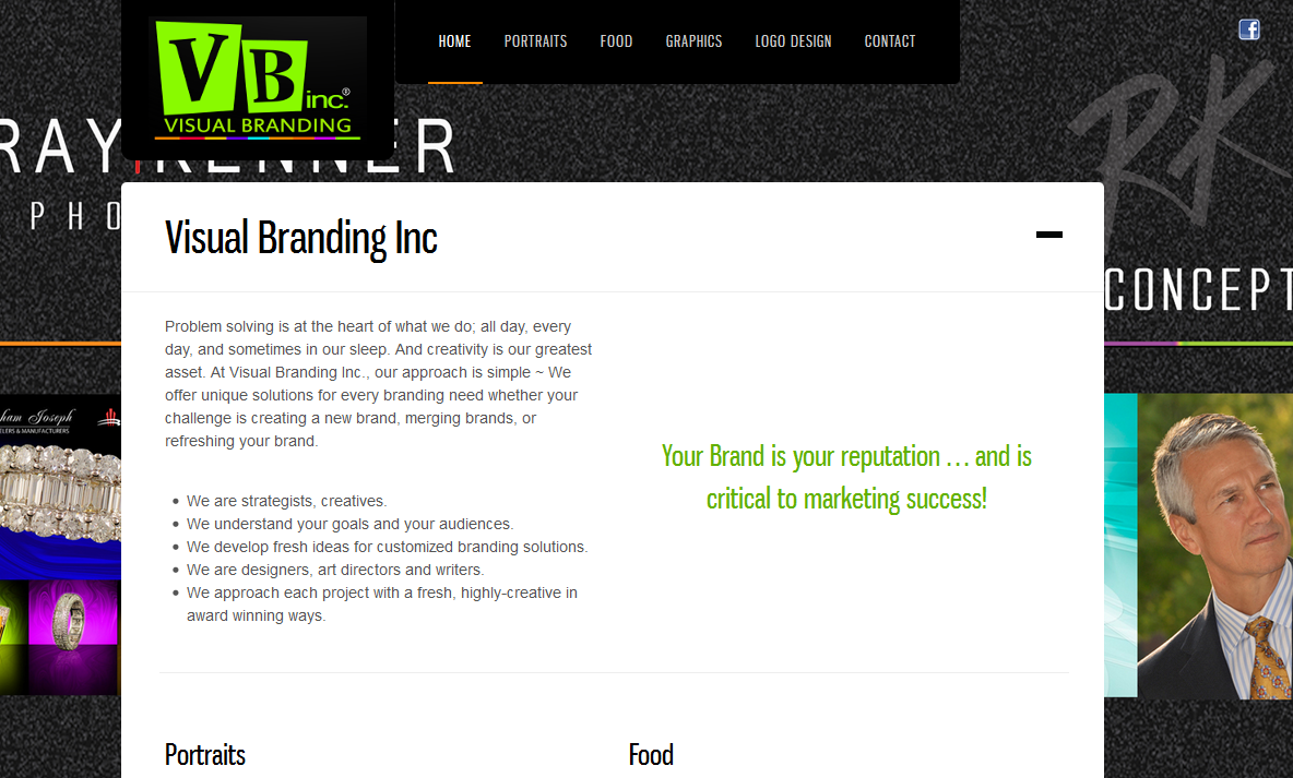 Visual Branding Inc